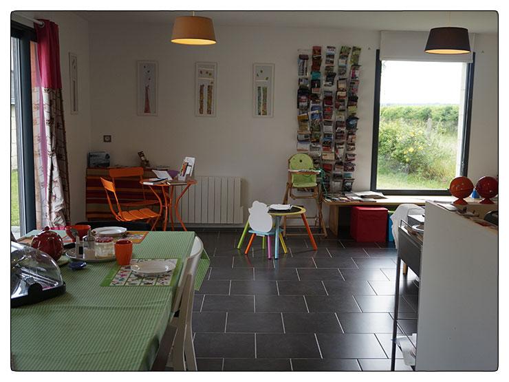 Galerie photo la maison d 39 h tes parenth se r cr ative for La maison creative